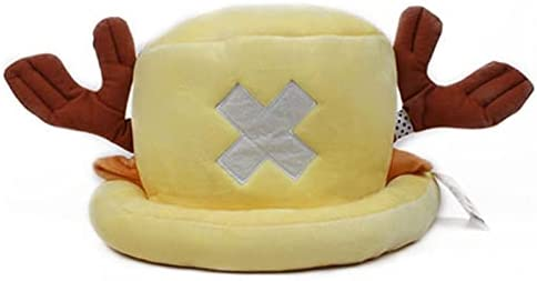 Tony Tony Chopper ONE Piece Hat Cute Girl Hat Cartoon Plush Hat Cosplay Accessories
