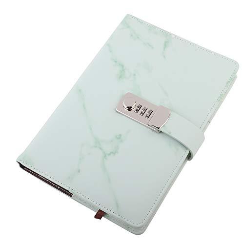Atyhao - Cuaderno de Tapa de Piel sintética A5 con