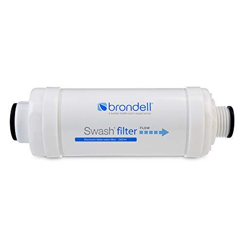 Brondell  SWF44 Swash Bidet Filter - Premium Bidet Filter for Electronic Bidet Toilet Seats