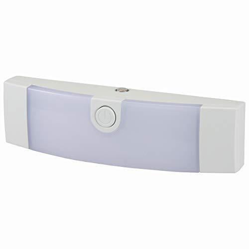 オーム電機 明暗センサー式ナイトライト 白 [品番]06-0428 NIT-ALA6MF-WN