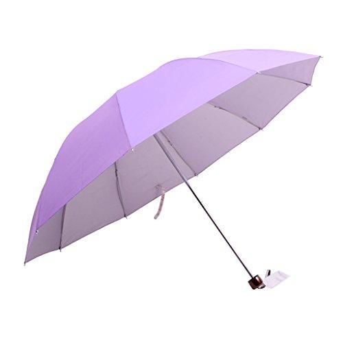 UMBRELLA-L YS Sombrilla, Sombrilla Paraguas Sombrillas Anti Refuerzo UV Sombrilla Paraguas Gran Paraguas De Color para Hombre Y Mujer Paraguas Publicitarios yusan (Color : # 4)