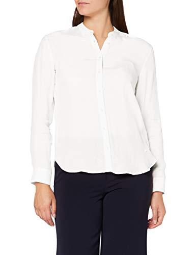 BRAX Damen Style Val Bluse, White, 38