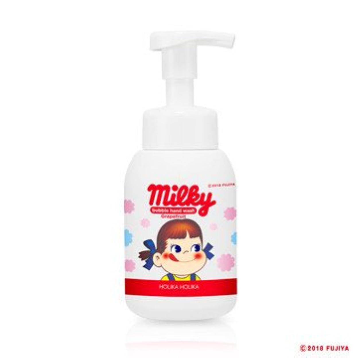 そんなに恐竜感じるHolika Holika [Sweet Peko Edition] Bubble Hand Wash/ホリカホリカ [スイートペコエディション] バブルハンドウォッシュ 250ml [並行輸入品]