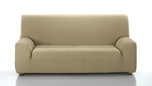 Funda de sofá elástica Magic (2 Plazas, Beige)