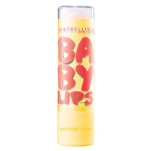 Maybelline New York Make-up Lippenpflege Baby Lips Intense Care / Pflegender Lippenbalsam für geschmeidige Lippen / 1er Pack