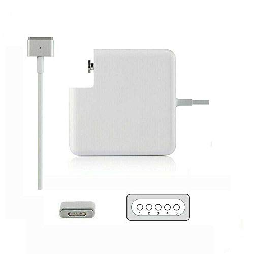 Replacement Ac Adapter 85W Magsafe 2 Power Adapter Charger for Apple MacBook Pro