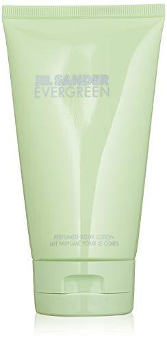 Jil Sander Evergreen femme/women, Perfumed Body Lotion, 1er Pack (1 x 150 ml)