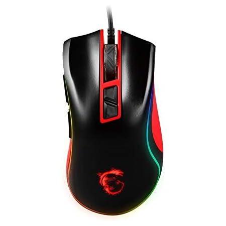 MSI Gaming Mouse M92 Box