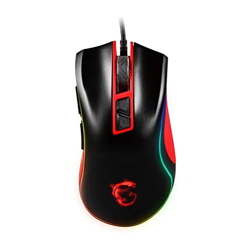 mouse msi MSI Gaming Mouse M92 Box