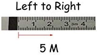 XIARUI Träbearbetningsmaskiner delar 1M-6M geringstejp mått självhäftande metrisk rostfritt stål skala linjal för T-track ...