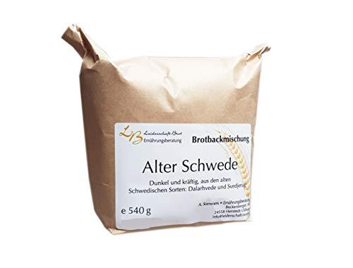 Alter Schwede Brotbackmischung