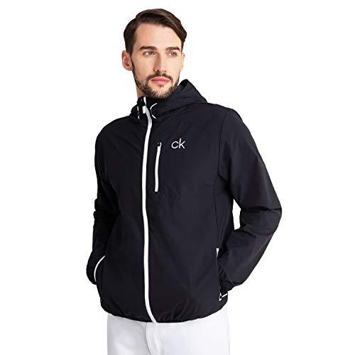 Calvin Klein Herren 24/7 Ultra-Lite Jacket Jacke, schwarz, Large