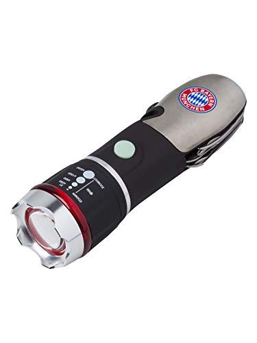 FC Bayern München Multifunktions-Taschenlampe 8 in 1