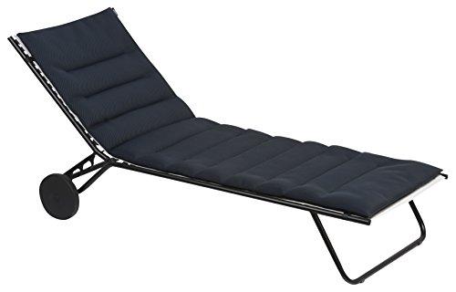 Lafuma Surmatelas rembourré Air Comfort pour lit de soleil