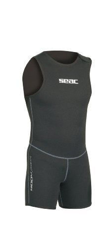 Seac Undersuit Body-version Herren 2-Lagen Gefütterte Hose-Kombination S by Seac