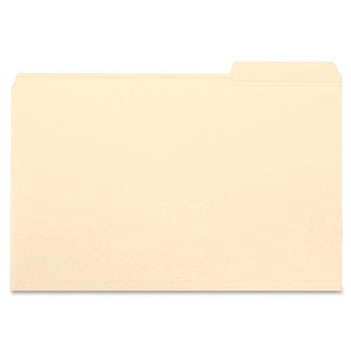 Smead File Folder, 1/3-Cut Tab, Right Position, Letter Size, Manila, 100 Per Box (10333)