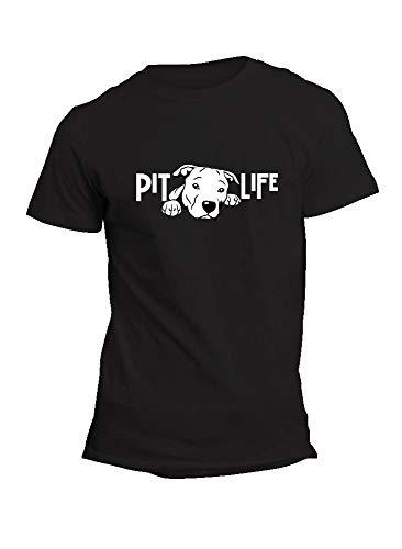 H421ld Pitbull, Pit Life Pitty, Pit Bull Dog Terrier Camiseta Unisex S M L Xl Xxl Xxxl
