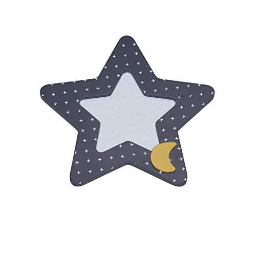Cadre photo étoile Hello - Sauthon