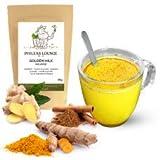 Golden Milk - Mezcla de especias para leche de oro
