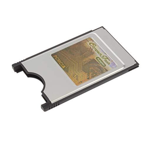 Nihlssen Lector de Adaptador de Tarjeta de Memoria CF Falsh Compacto Externo de Alta Velocidad Lector de Tarjeta Compact Flash CF Compact Flash para computadora portátil Llegada