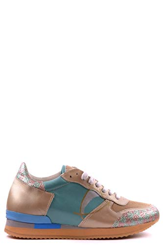 Philippe Model Damen Mcbi21165 Multicolour Leder Sneakers