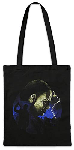Urban Backwoods Myers Lightning Hipster Bag Beutel Stofftasche Einkaufstasche