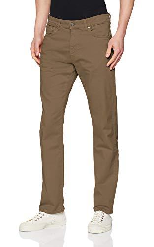 GANT Regular Jeans Droit, Marron (Desert Brown 261), W36/L32 (Taille Fabricant: 36/32) Homme