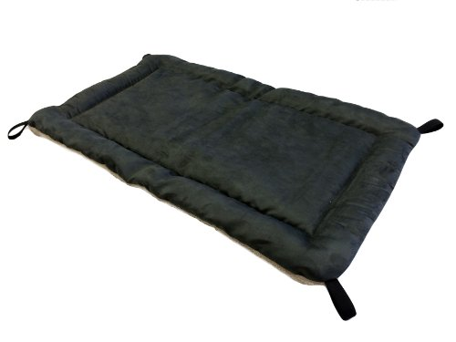 Kuranda Reversible Pillow Pad - 50x36 - Smoke/Cream
