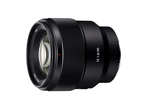 Sony Alpha 7 II   Spiegellose Vollformat-Kamera (24,3 Megapixel, schneller Hybrid-Autofokus) & SEL-85F18 Porträt Objektiv (Festbrennweite, 85 mm, F1.8, Vollformat, E-Mount) schwarz
