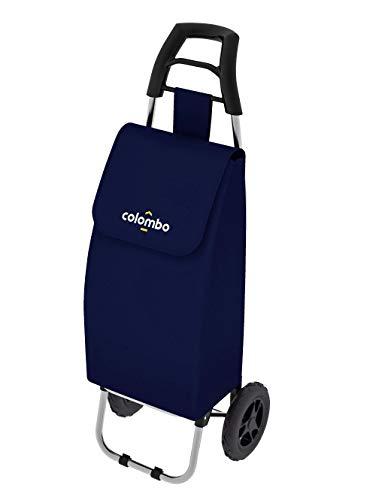 TRI Einkaufstrolley Blau
