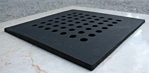 Gussrost Nach Maß Gusseisen Kaminrost Maßanfertigung Ofenrost Feuerrost (29x29cm)