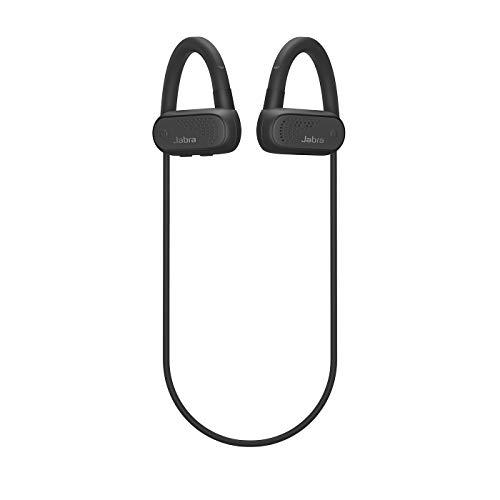 Jabra ワイヤレスイヤホン Elite active 45e ブラック Alexa対応 BT5.0 オープンイヤー設計 防水IP67 2年保証 2台同時接続 北欧デザイン 【国内正規品】 100-99040002-40-A