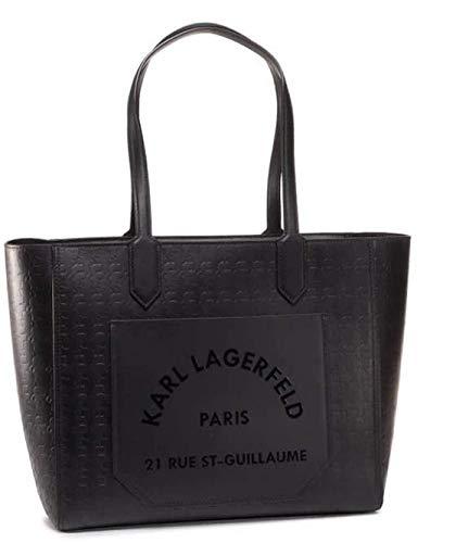 Karl Lagerfeld TOTE CAMEO K/JOURNEY BLACK