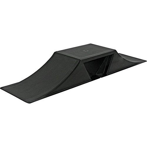 The Magic Toy Shop Double Mini Skate Ramp Set For Scooter Skateboard Bike BMX Inline Roller Skates