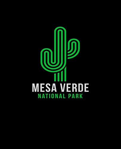 Mesa Vedre National Park: Notebook With Lined College Ruled Paper For Hiking, Camping & Biking Fans. Blank Notepad Journal for Men, Women & Kids. Fun ... Or Birthday Gift For Desert Nature Lovers. download ebooks PDF Books