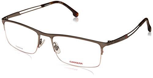 Carrera 8832 Gafas, Matt Gun Metall, 55 para Hombre