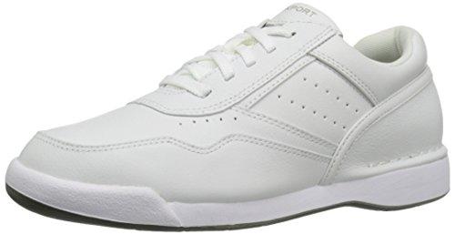 Rockport M7100 Milprowlkr Chaussures pour Hommes, 44 EU, White