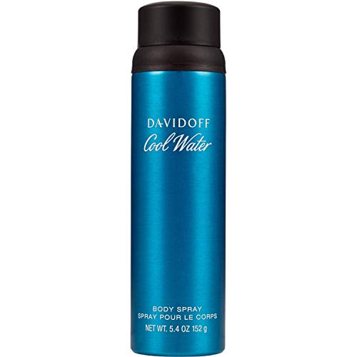 Davidoff Cool Water Man All Over Body Spray - 150 Gr