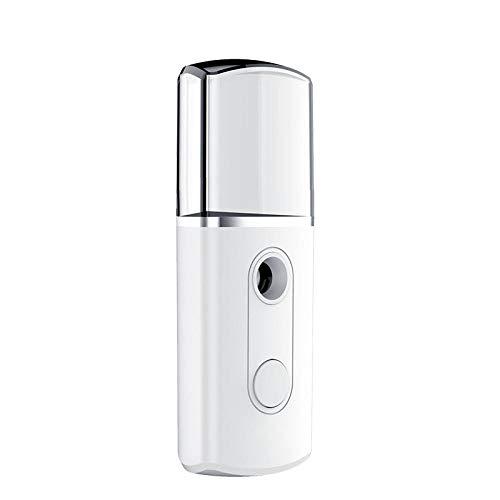 Nano Hidratante Spray Facial Humidificador de Mano Hidratante Facial Vapor Facial Equipo de Belleza Spray frío Prevención de la Piel Seca-Triángulo