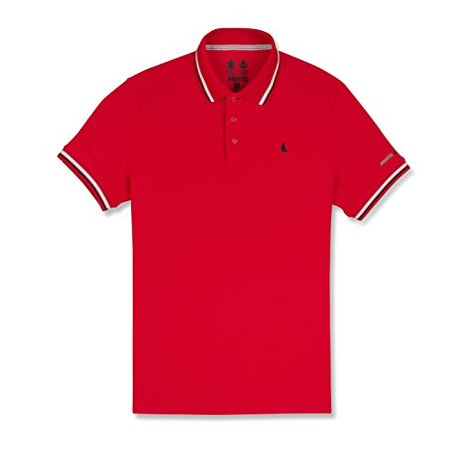 Musto Evolution Pro Lite Short Sleeve Polo 2017 - True Red L