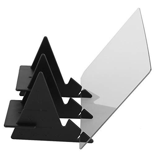 Lazmin112 Tavolo da Disegno in Acrilico, Tavolo da copiatura da Tavolo Fumetti Riflessione Linea di tracciamento Specchio Pittura Schizzo Schizzo