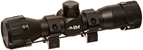 Aim Sports 4X32 Compact Rangfinder Scope