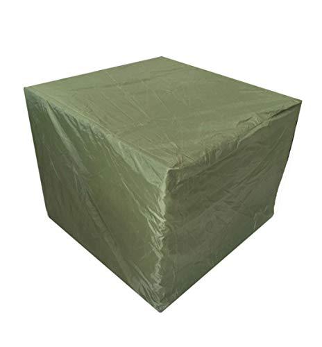 OA-Cover Couverture De Meubles Housse De Protection Meubles Couverture, Tente De Mobilier De Jardin en Plein Air, Rectangulaire Équipement De Jardin/Table / Chaise/Machine Vert,Green,210X193x97cm