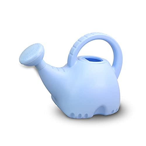 Maceta de riego infantil de dibujos animados, con forma de elefante, para riego de plantas, para interiores y exteriores, para regalos de niños