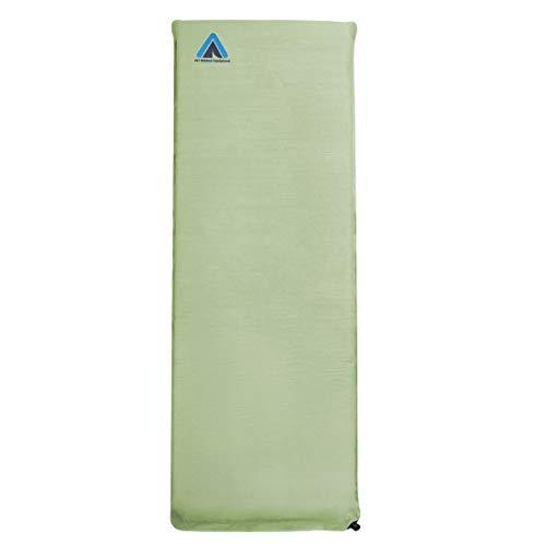 10T Bea 200x66x3cm selbstaufblasbare Isomatte mit Mikrofaser Bezug Luftmatratze Schlafmatte Matratze