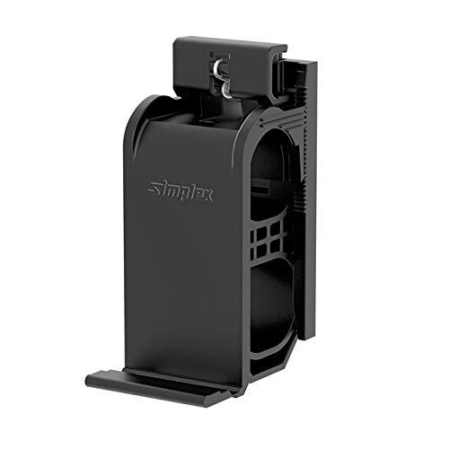 Simplex SX Comfort Plus Montageklammer für Sockelleiste 10er-Set - F72003