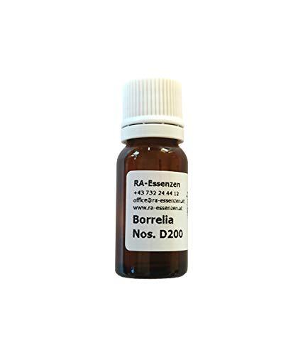 Borrelia Nos. D200, 10g Bio-Globuli, radionisch informiert - in Apothekenqualität