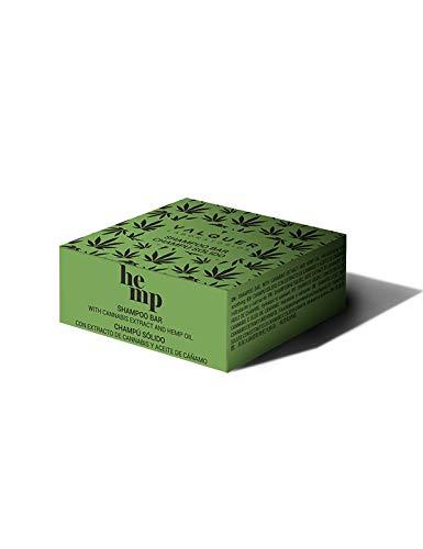 Valquer Laboratorios Champú Sólido con Extracto de Cannabis y Aceite de Cáñamo - 50 g