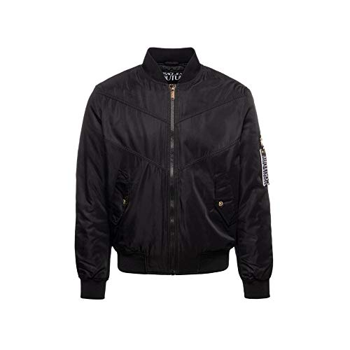 Versace Jeans Couture Jacket Black Jeans Couture