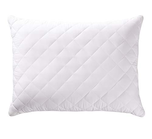 Amazon Basics Customizable Down-Alternative Pillow - Pack of 2, Standard